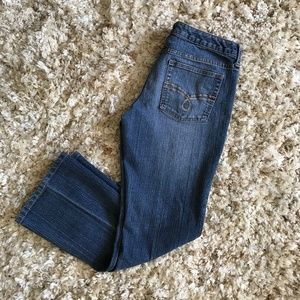 American Rag Medium Wash Straight Leg Denim Jeans